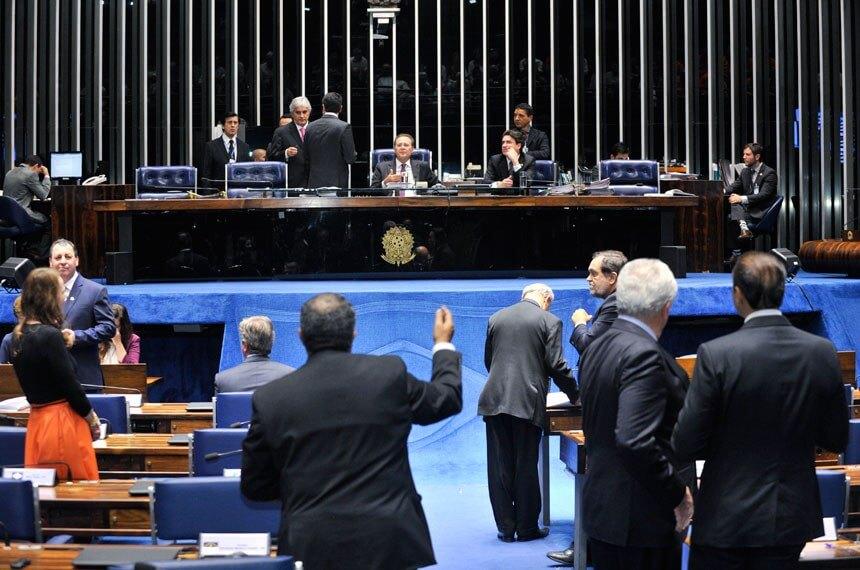 Senado MP