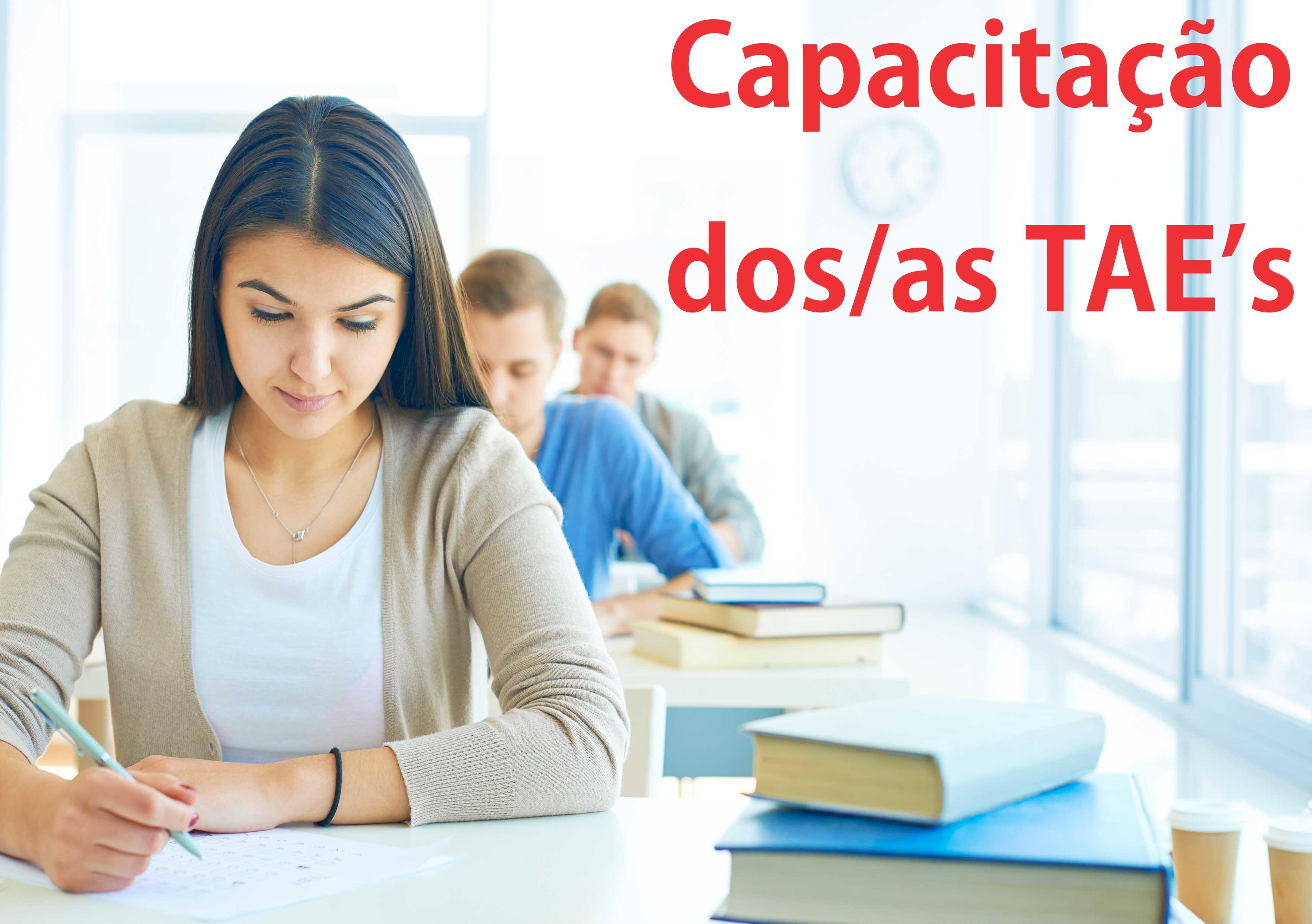 Capacitação-TAE's